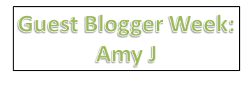 amy guest blogging week