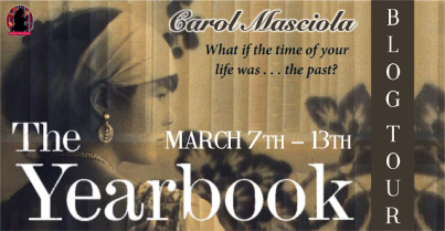 THE YEARBOOK blog tour