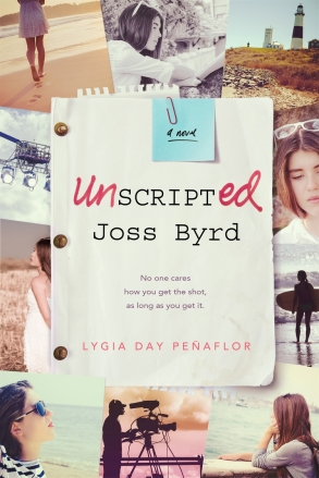 UNSCRIPTED JOSS BYRD_cover image