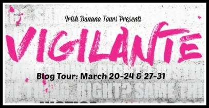 Vigilante Blog Tour