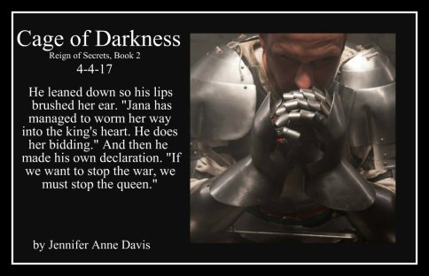 Cage of Darkness Teaser #1