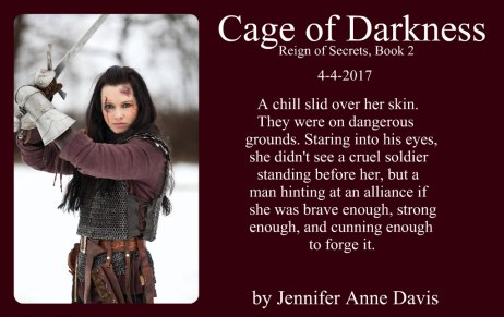 Cage of Darkness Teaser #2