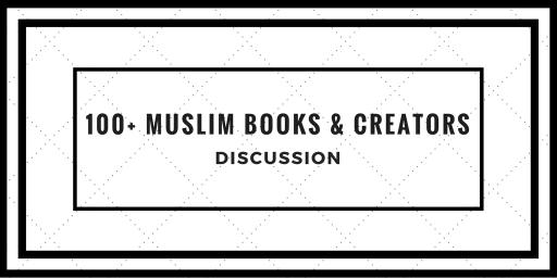 100+ Muslim books and creators