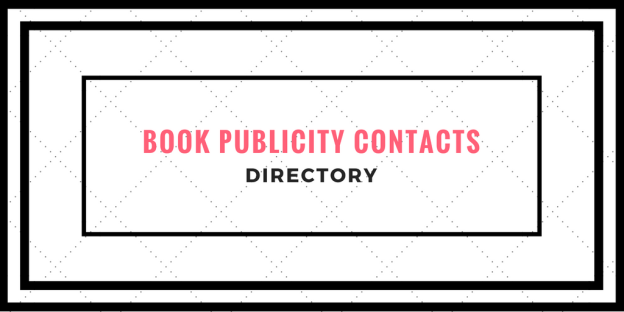 Book Publicity Contacts Directory