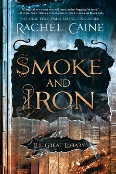 smoke and iron cover