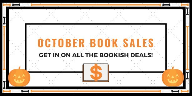October Book Sales