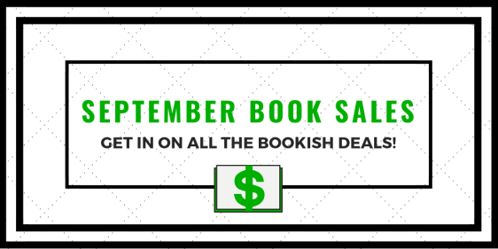 September Book Sales