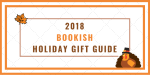 2018 Bookish Holiday Gift Guide - Thanksgiving
