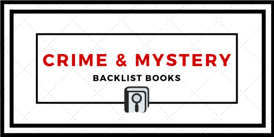 Backlist Books - Crime and Mystery