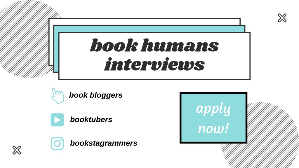 book humans interviews
