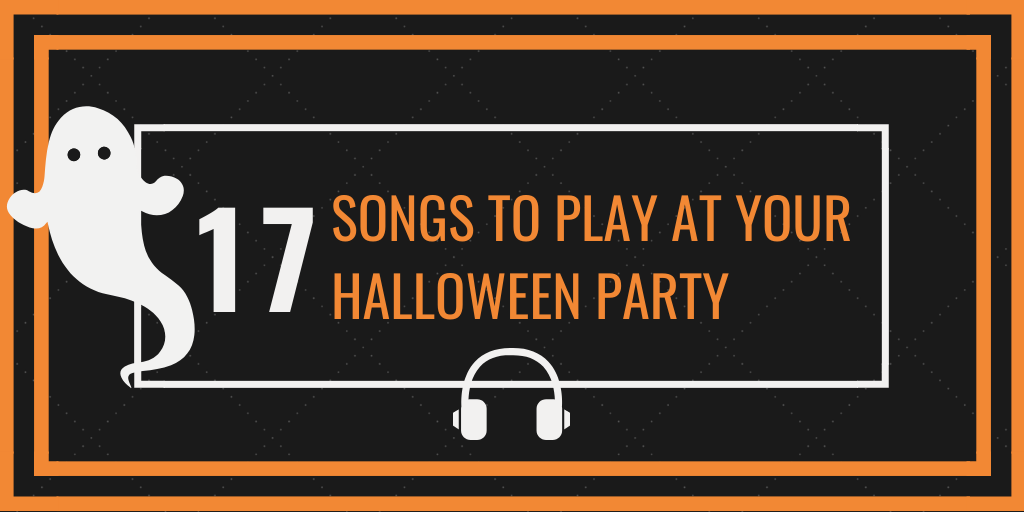 17 Songs To Play At Your Halloween Party
