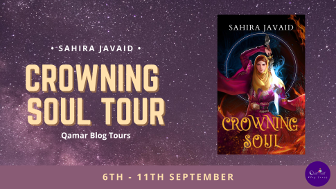 Crowning Soul Tour Banner